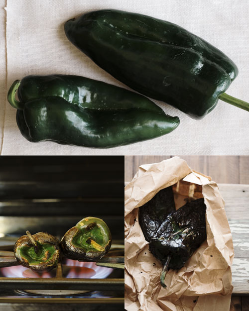 Peppers-collage