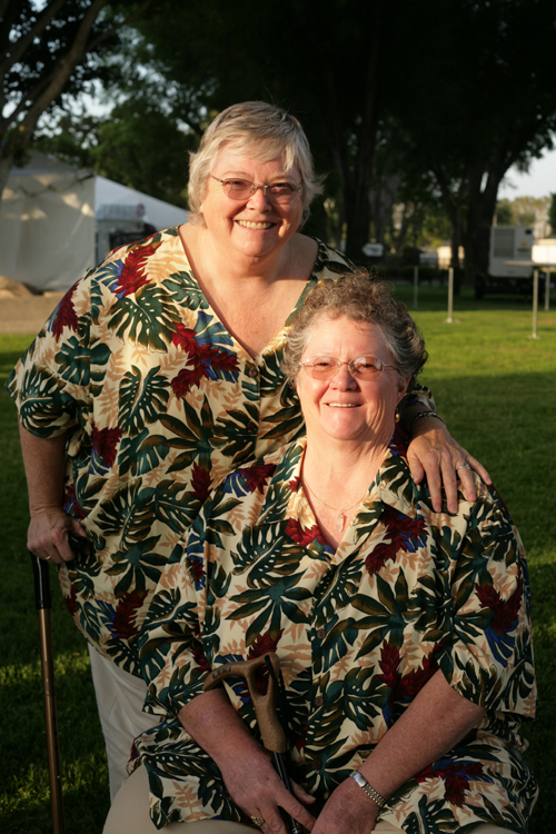 Cindy and elaine