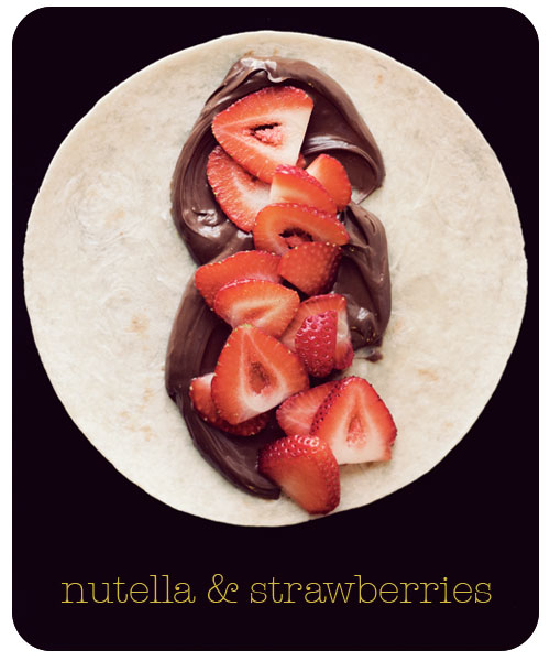 Nutella-&-strawberries