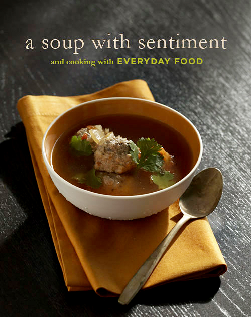 Soup revised